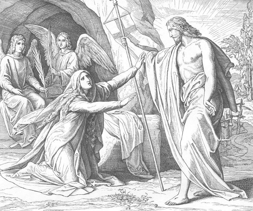 ... магдалине евангелие от иоанна 20 14 17: barnascha.narod.ru/pict/schnorr/28.htm
